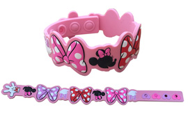 Custom Disney Silicon Wristband