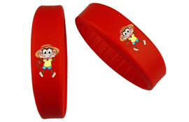 Children Smart RFID Silicone Band
