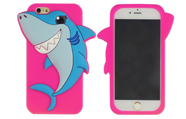 3D Cartoon Mobile Phone Cover